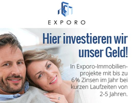 Exporo Immobilien kaufen
